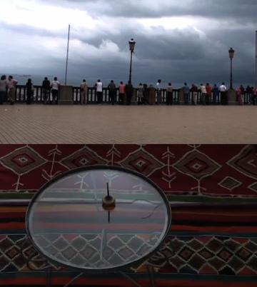 critique du film Jeune, révolution ! 2007-2012 lors sa présentation aux 11es Rencontres cinématographiques de Béjaïa (à mettre en diptyque avec Brise la mer ! 1962-2012, un anniversaire)