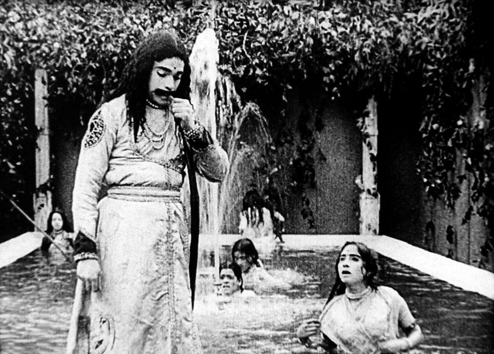 Panorama du cinéma indien