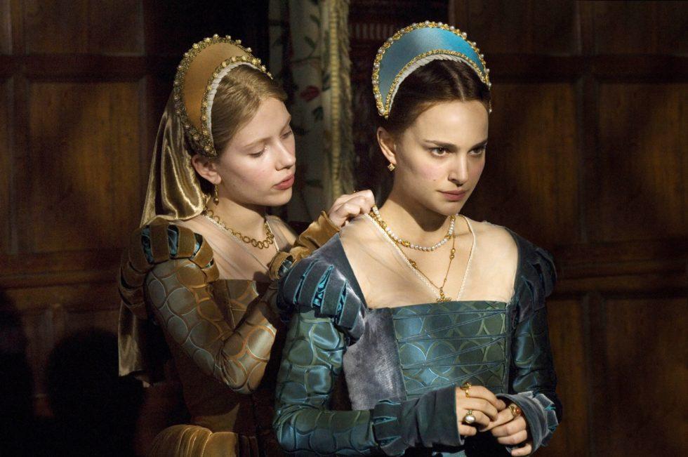 Deux sœurs pour un roi