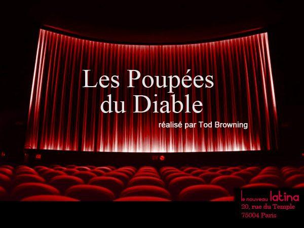 Ciné-club critikat le 17 mars