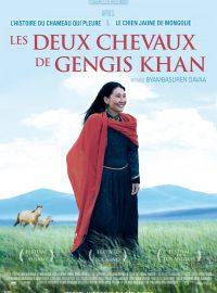 Les Deux Chevaux de Gengis Khan