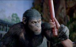 La Planète des singes: Les Origines
