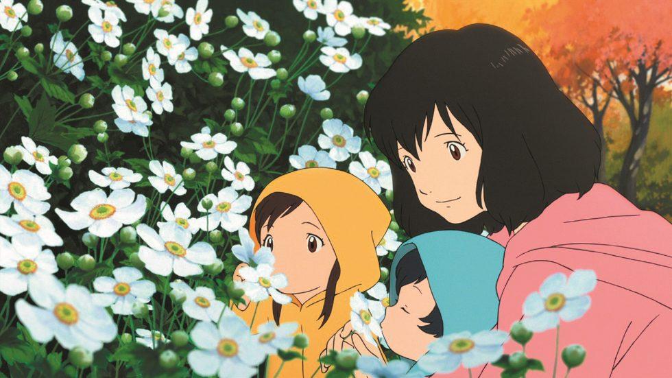 Les Enfants loups : Ame et Yuki