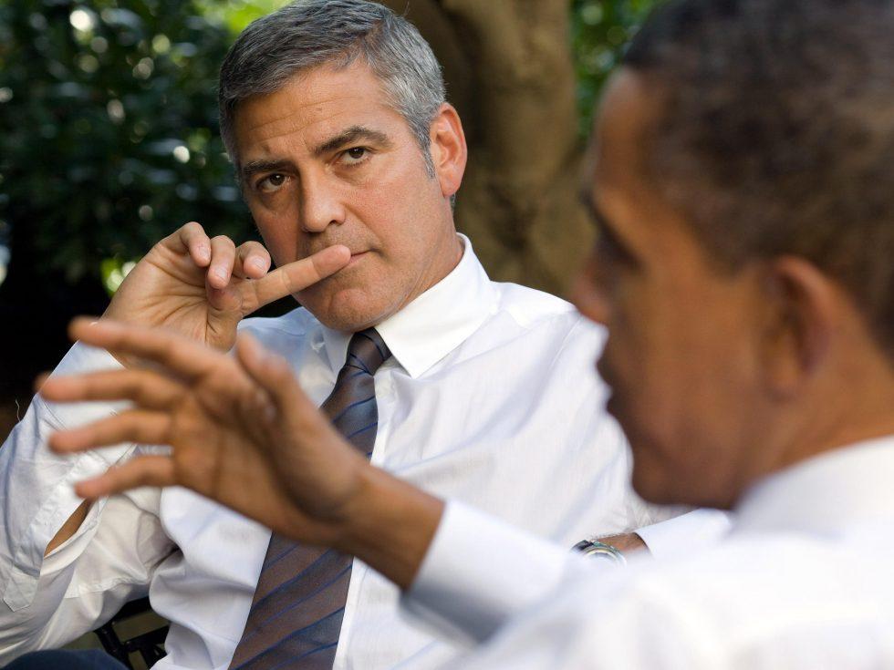 George Clooney: confessions d'un citoyen modèle