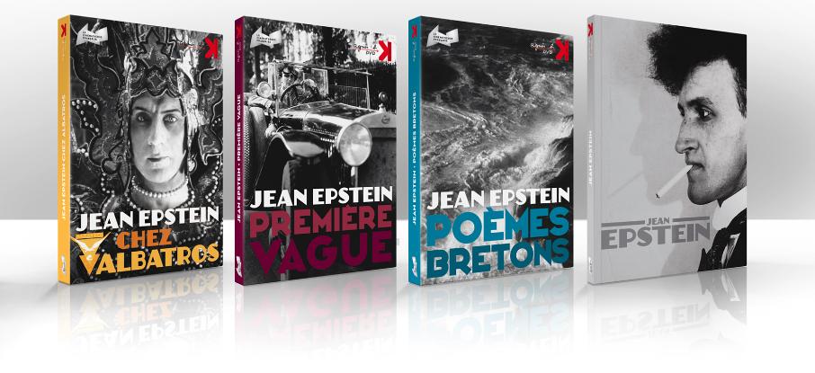 Coffret Jean Epstein