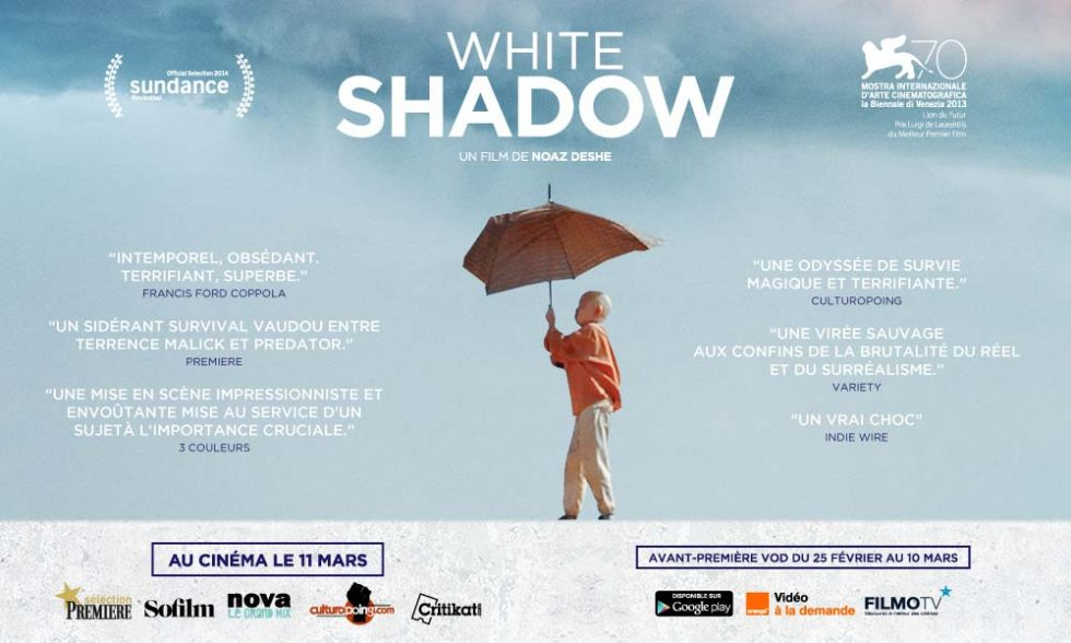 Concours « White Shadow »