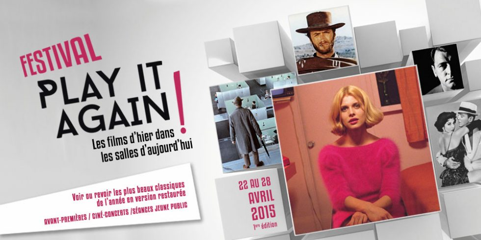 Concours «Festival Play It Again»