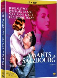 3 films de Douglas Sirk en Blu-Ray : Le Secret magnifique, Capitaine Mystère, Les Amants de Salzbourg