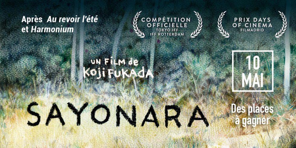 Concours «Sayônara»