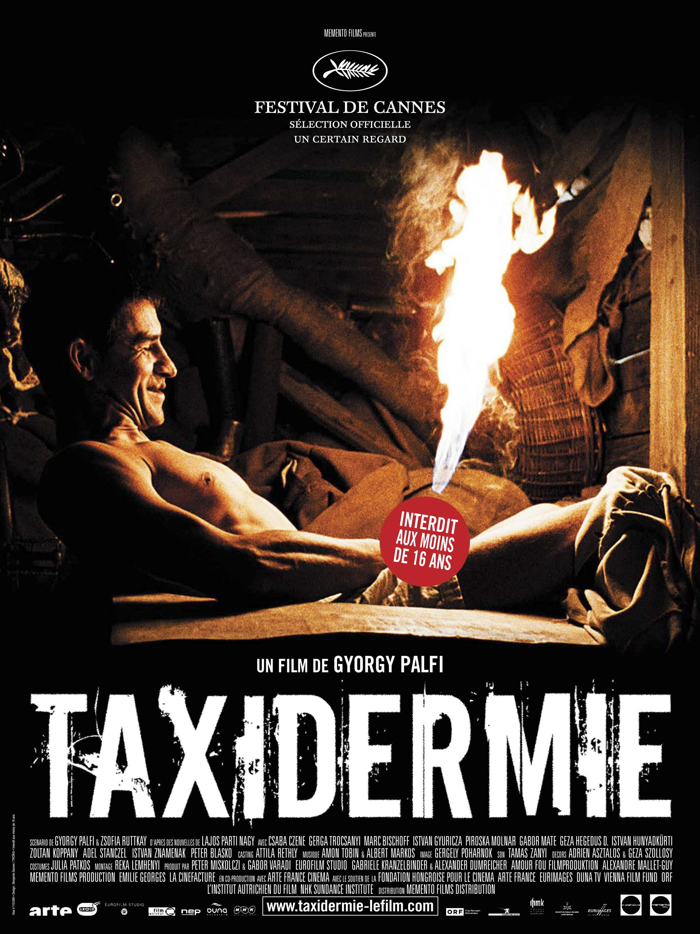 taxidermie film
