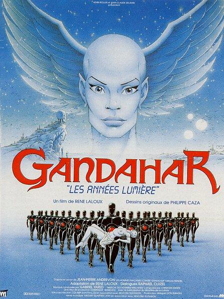 Gandahar-visual