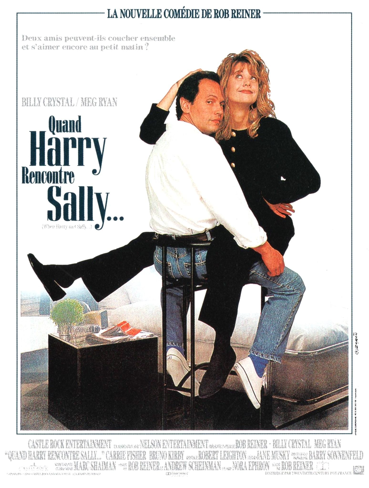 Quand Harry rencontre Sally - R pliques de film