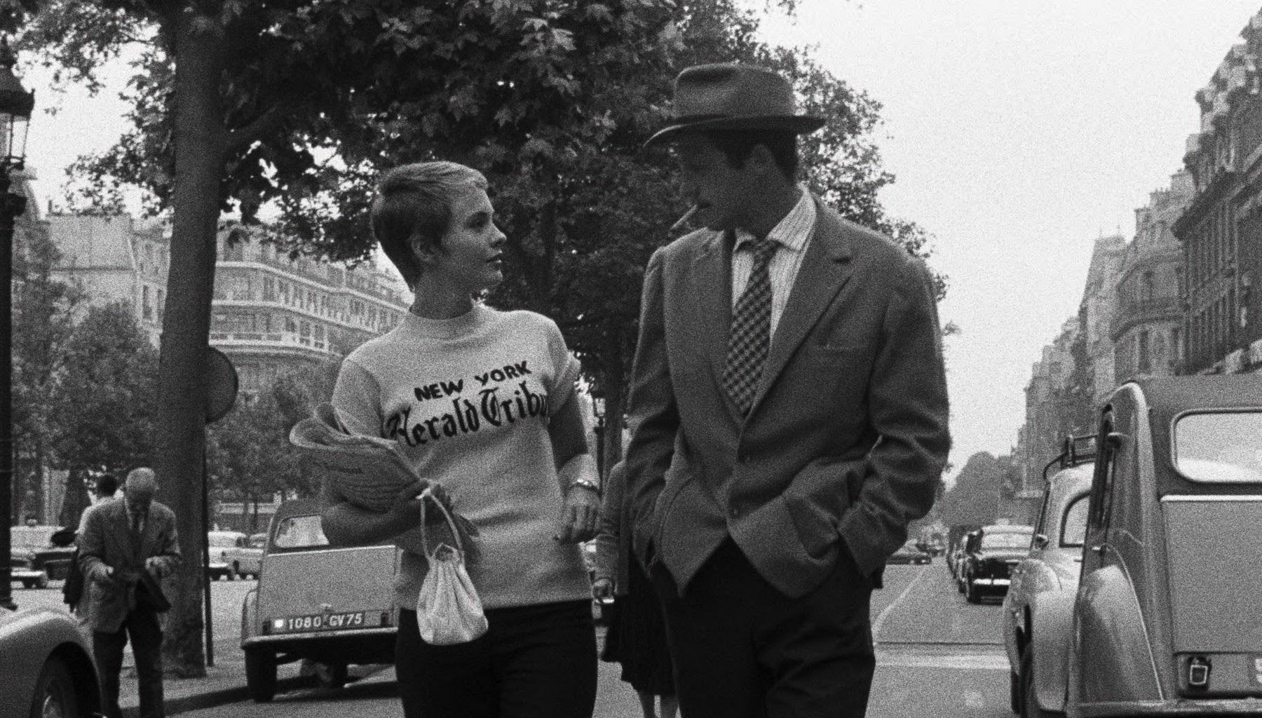 Critique : À bout de souffle, de Jean-Luc Godard - Critikat