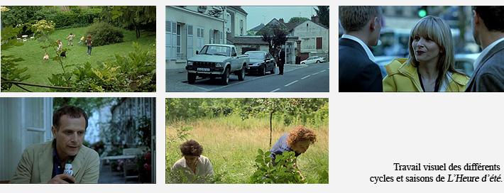 L'Heure d'été : les cycles du film travaillés visuellement