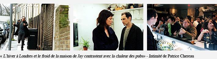 Intimité, de Patrice Chéreau