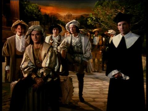 critique du film Le Soulier de satin