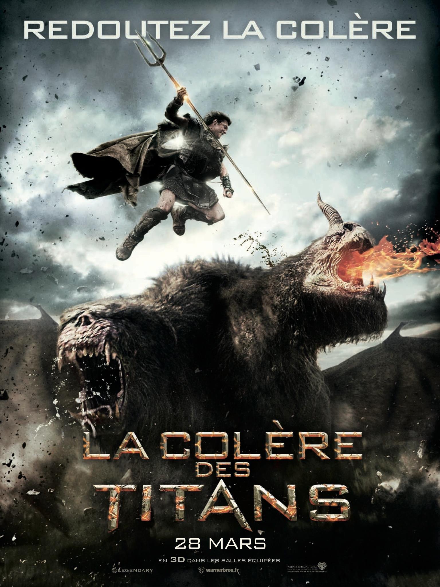 Filme Hades throughout critique : la colère des titans, un film de jonathan liebesman
