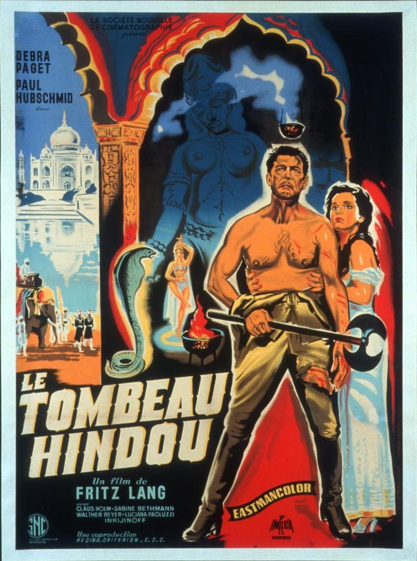 film le tombeau hindou