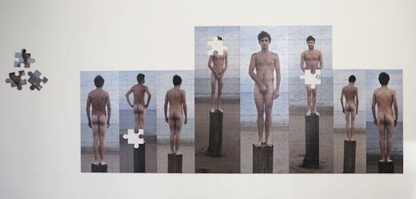 Agnès Varda : <i>Cinq bacheliers</i>, présenté dans l'exposition <i>Triptyques Atypiques</i>