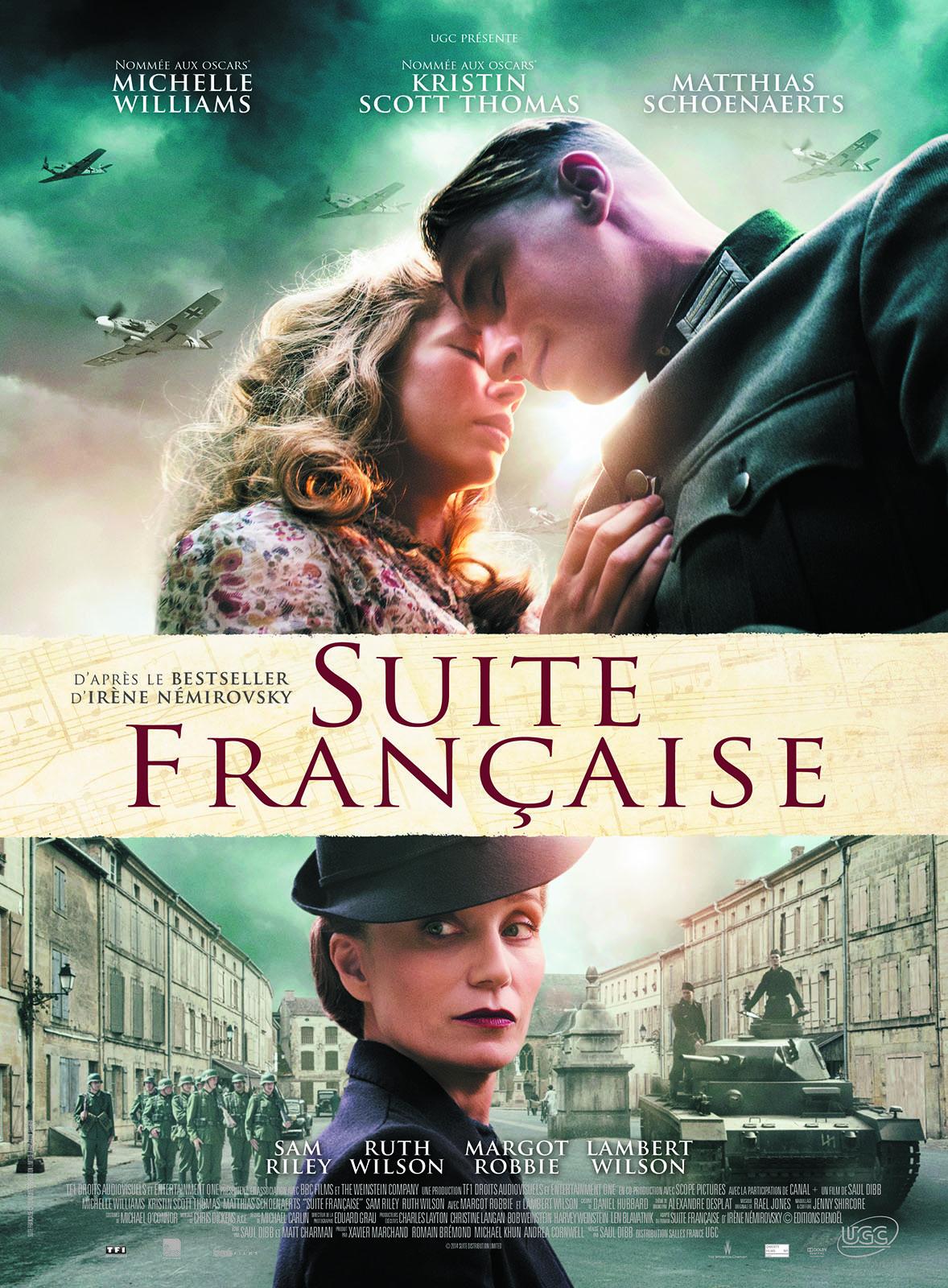 suite française 2014 مترجم