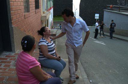 100% doc Colombie : regards féminins