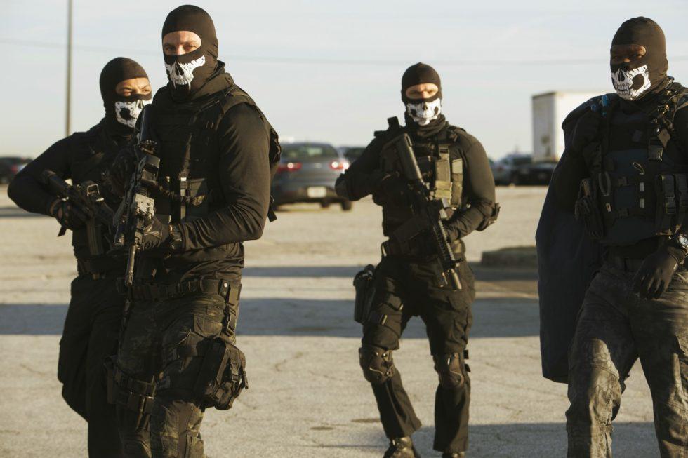 Criminal Squad Trailer German