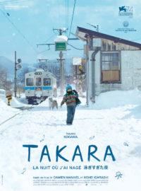 Takara – La Nuit où j'ai nagé