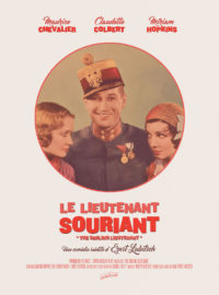Le Lieutenant souriant