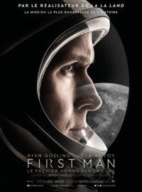 First Man, le premier homme sur la lune