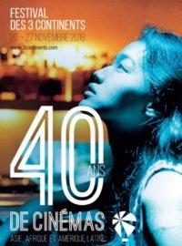 40ème édition du Festival des 3 Continents