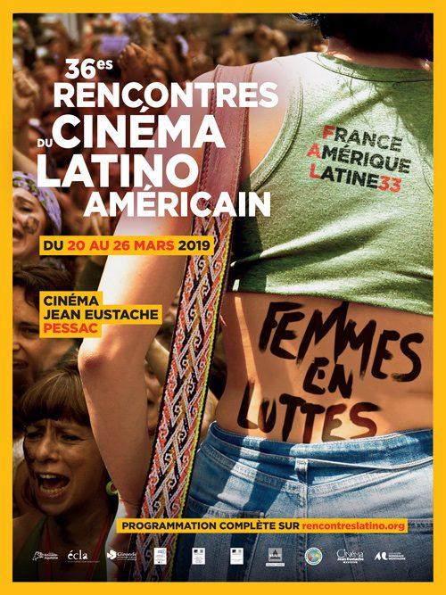 36e édition des Rencontres du cinéma latino-américain