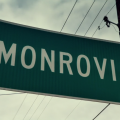 Scinder l'espace (Monrovia)