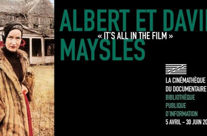 Rétrospective Albert et David Maysles – « Its All in the Film »