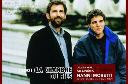 Ciné-club Les Couleurs de la Toile – «La Chambre du fils» de Nanni Moretti