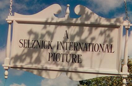 Histoire et poétique du plan Selznick