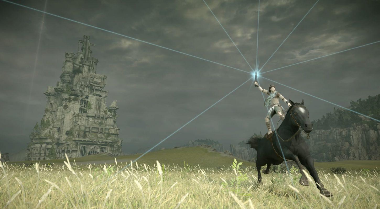 Lumières du jeu vidéo (1) – Shadow of the Colossus