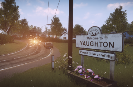 Lumières du jeu vidéo (2) – Everybody's Gone to the Rapture