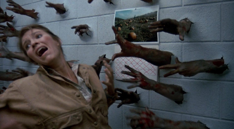 La trilogie des zombies