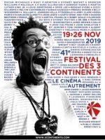 41ème édition du Festival des 3 Continents