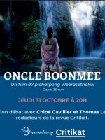 Ciné-club Critikat : Oncle Boonmee