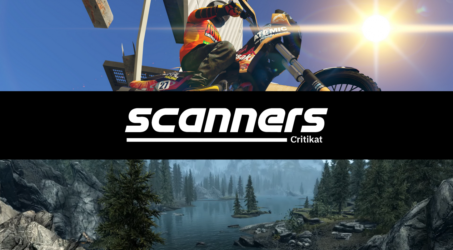 Scanners – Machinima avec Isabelle Arvers