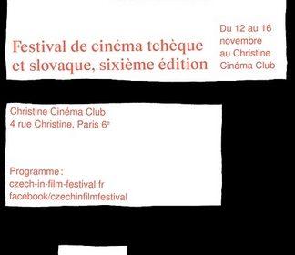 Festival Cinéma Czech In 2019