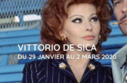 Rétrospective Vittorio de Sica