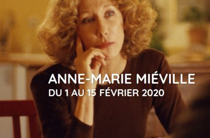Rétrospective Anne-Marie Miéville