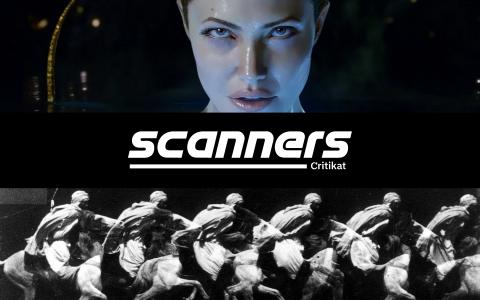 Scanners – Performance capture avec Rémi Brun
