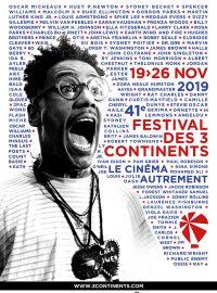 41e édition du Festival des 3 Continents
