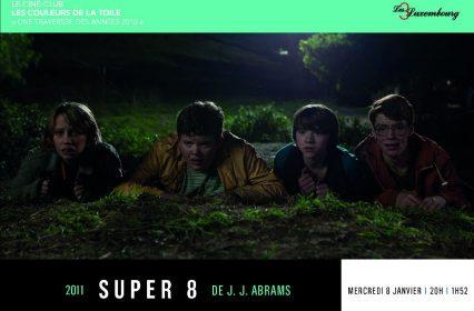 Ciné-club Les Couleurs de la toile : «Super 8» de J.J. Abrams