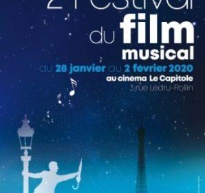 2e édition du Festival du Film Musical de Suresnes