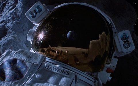L'image suivante – De l'espace