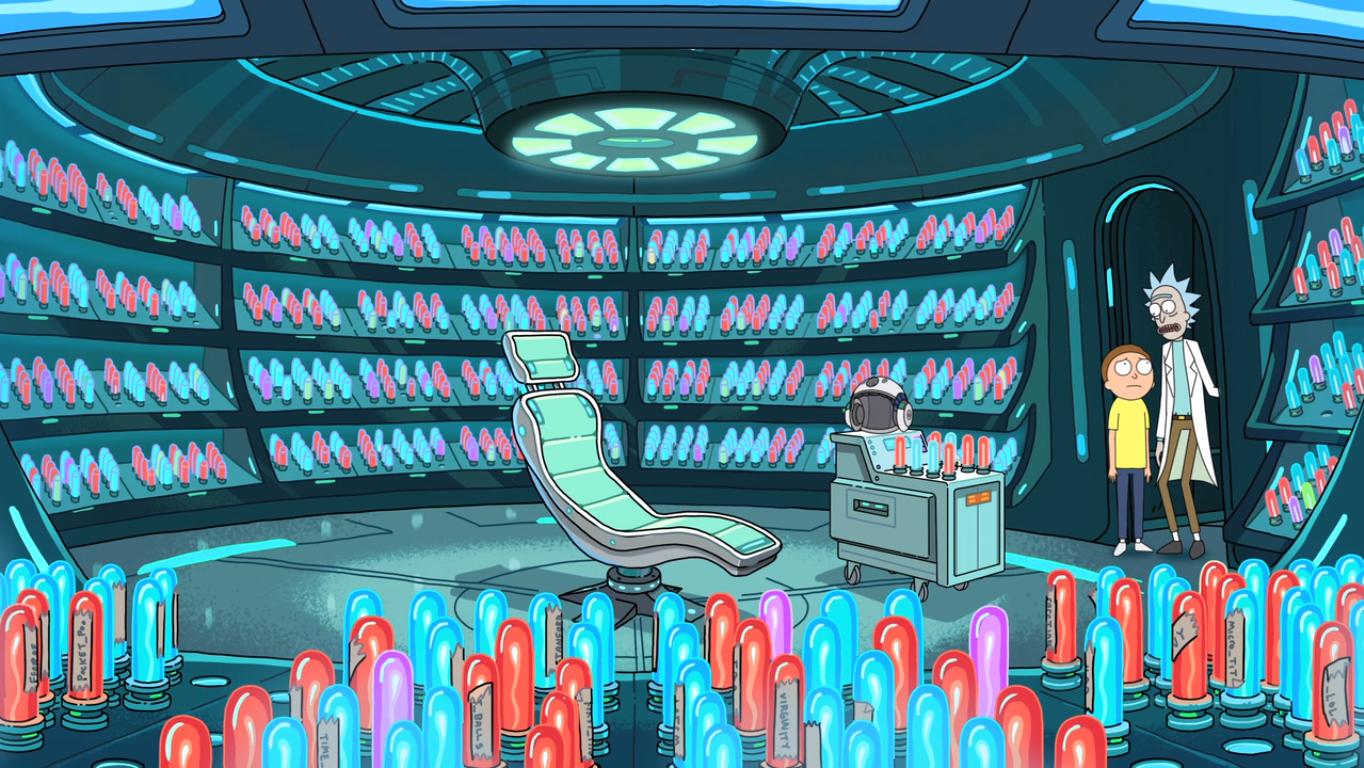 Mémoires de Rick & Morty